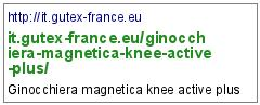 http://it.gutex-france.eu/ginocchiera-magnetica-knee-active-plus/