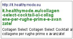 http://it.healthymode.eu/collagen-select-cocktail-al-collagene-per-rughe-prime-e-avanzate/